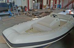 NAIAD 3.8 Tender To Yacht Demo, Speedboat und Cruiser NAIAD 3.8 Tender To Yacht Demo for sale by Schepenkring Hattem