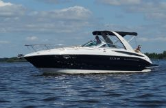 CROWNLINE 280 Cruiser, Speedboat und Cruiser CROWNLINE 280 Cruiser for sale by Schepenkring Hattem
