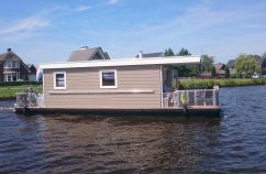 Houseboat 12M, Motor Yacht Houseboat 12M for sale by Schepenkring Hattem