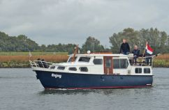 Faberkruiser 1075 GSAK, Motoryacht Faberkruiser 1075 GSAK for sale by Schepenkring Hattem