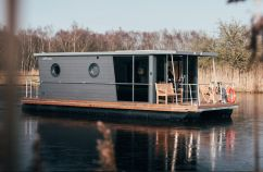 La Mare Houseboats Apartboat, Motor Yacht La Mare Houseboats Apartboat for sale by Schepenkring Hattem