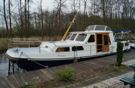 Rogger 950 GSAK, Motorjacht Rogger 950 GSAK te koop bij Schepenkring Hattem