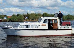 Ten Broeke 945 AK, Motorjacht Ten Broeke 945 AK te koop bij Schepenkring Hattem