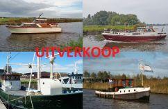DIVERSE MOTORSCHEPEN GROTE UITVERKOOP, Motorjacht DIVERSE MOTORSCHEPEN GROTE UITVERKOOP for sale by Schepenkring Hattem