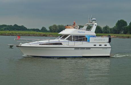 Atlantic 37 FB, Motorjacht Atlantic 37 FB te koop bij Schepenkring Hattem
