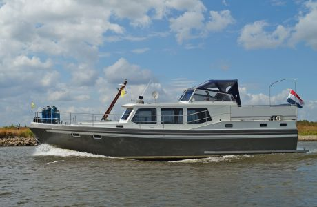 Privateer 43 AC, Motorjacht Privateer 43 AC te koop bij Schepenkring Hattem