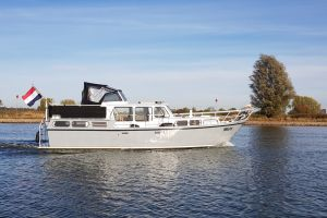 ROBUR 1100 GSAK, Motoryacht ROBUR 1100 GSAK for sale by Schepenkring Hattem