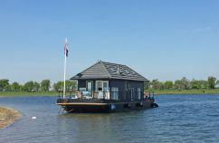 Houseboat VaarHuis 1350 PHS7 COMFORT, Motorjacht Houseboat VaarHuis 1350 PHS7 COMFORT te koop bij Schepenkring Hattem