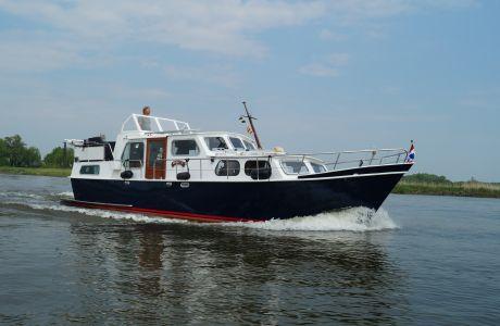 Proficiat 1100 GSAK, Motorjacht Proficiat 1100 GSAK te koop bij Schepenkring Hattem