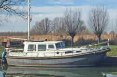 Langenbergvlet Borndiep 960 OK, Motorjacht Langenbergvlet Borndiep 960 OK te koop bij Schepenkring Hattem