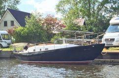 De Vries Lentsch S-spant Spitsgat, Sailing Yacht De Vries Lentsch S-spant Spitsgat for sale by Schepenkring Hattem