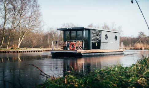 La Mare Houseboats Apartboat L, Motorjacht for sale by Schepenkring Hattem