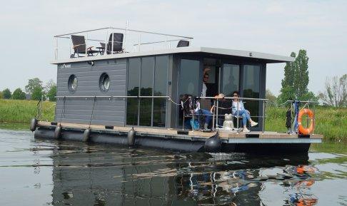 La Mare Houseboat Apartboat L, Motorjacht for sale by Schepenkring Hattem