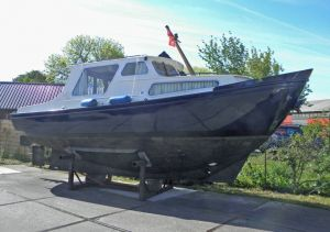 Rondspant Vlet 850 GSOK (Refit V.a. 2004), Motorjacht Rondspant Vlet 850 GSOK (Refit V.a. 2004) for sale by Schepenkring Hattem