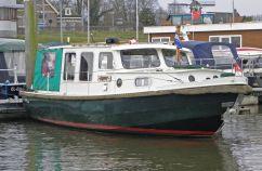 Klaverviervlet 750 GSOK, Motorjacht Klaverviervlet 750 GSOK te koop bij Schepenkring Hattem
