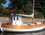 Deense Zeilkotter ., Motor-sailer Deense Zeilkotter . à vendre par Schepenkring Hattem