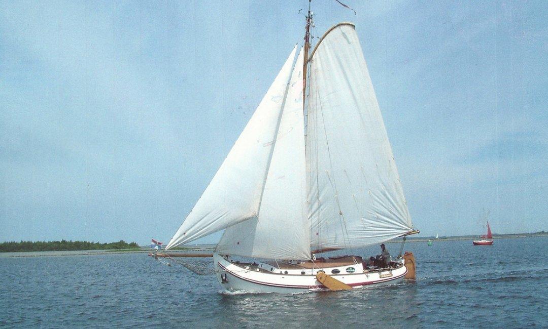 Lemsteraak Wilhelmina Hydr Bediening Mast Zeilen 1996 Verkocht Te Koop Schepenkring Yachtbrokers