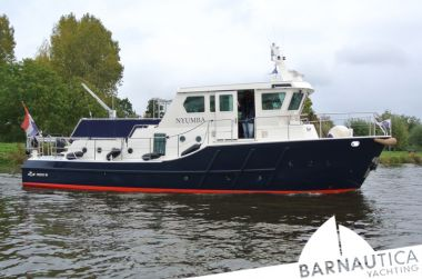 Support Vessel 43, Motorjacht Support Vessel 43 te koop bij Barnautica Yachting