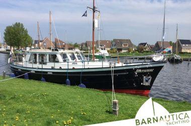 Super Lauwersmeerkotter 12,50 OK, Motorjacht Super Lauwersmeerkotter 12,50 OK te koop bij Barnautica Yachting