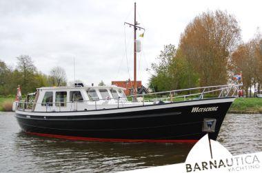 SUPER LAUWERSMEER KOTTER 12,50 OK, Motorjacht SUPER LAUWERSMEER KOTTER 12,50 OK te koop bij Barnautica Yachting