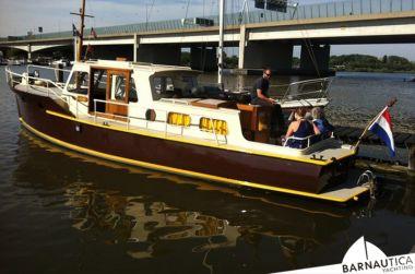 Bakdekker Motorkruiser, Traditionelle Motorboot Bakdekker Motorkruiser zu verkaufen bei Barnautica Yachting