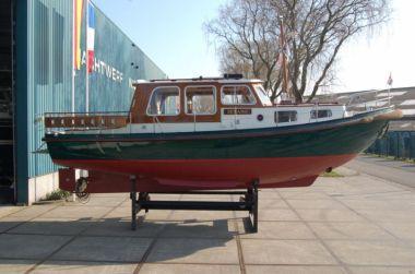 Gillissen Vlet 9.70, Motorjacht Gillissen Vlet 9.70 te koop bij Barnautica Yachting