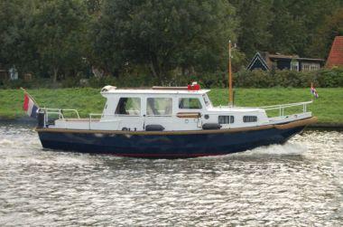 IJlster, Motorjacht IJlster te koop bij Barnautica Yachting