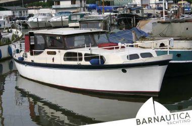 Spitsgat Kruiser, Klassiek/traditioneel motorjacht Spitsgat kruiser te koop bij Barnautica Yachting