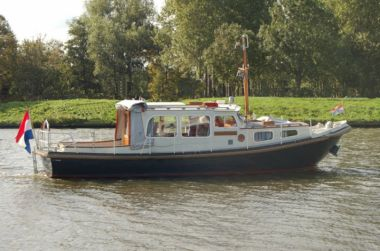 Valkvlet 9.70, Motorjacht Valkvlet 9.70 te koop bij Barnautica Yachting