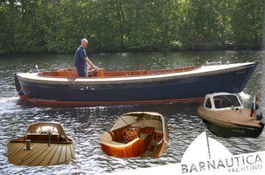 Blieken Sloep, Sloep Blieken sloep te koop bij Barnautica Yachting