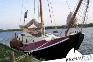 Blok Zeeschouw , Klassiek scherp jacht Blok Zeeschouw te koop bij Barnautica Yachting