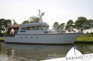 Logo Kruiser GSOK, Motorjacht Logo Kruiser GSOK te koop bij Barnautica Yachting