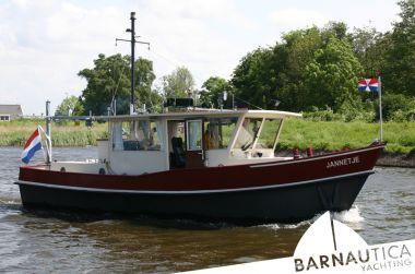 Knikspant Motor Kotter, Motorjacht Knikspant Motor Kotter te koop bij Barnautica Yachting