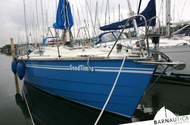 Waarschip 1076 , Zeiljacht Waarschip 1076 te koop bij Barnautica Yachting