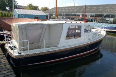 Klaverviervlet, Motorjacht Klaverviervlet te koop bij Barnautica Yachting