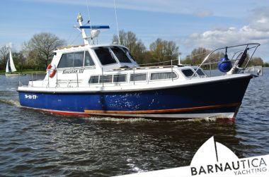 Humber Halmatic 34, Ex-professionele motorboot Humber Halmatic 34 te koop bij Barnautica Yachting