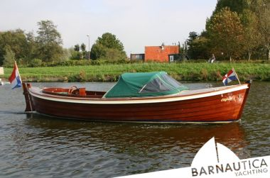 Golden Horn 790, Sloep Golden Horn 790 te koop bij Barnautica Yachting