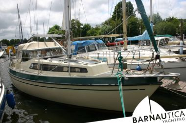 Compass 31 Ketch, Zeiljacht Compass 31 Ketch te koop bij Barnautica Yachting