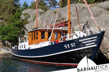 Staverse Kotter , Motorjacht Staverse Kotter te koop bij Barnautica Yachting