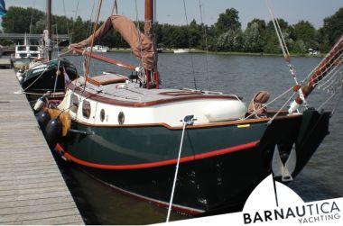 Zeeschouw Type V.d. Wal, Klassiek scherp jacht Zeeschouw Type V.d. Wal te koop bij Barnautica Yachting