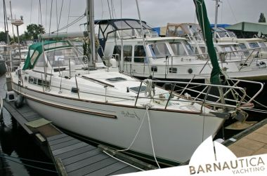 Beneteau Oceanis 40CC Jubile Uitvoering, Zeiljacht Beneteau Oceanis 40CC Jubile Uitvoering te koop bij Barnautica Yachting