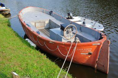 Viking Reddingssloep, Sloep Viking Reddingssloep te koop bij Barnautica Yachting