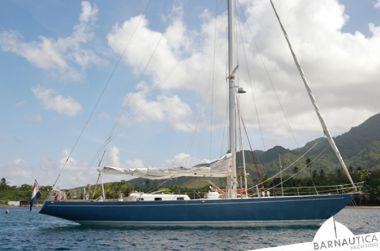 ZZ Verkocht Sparkman & Stephens 57, Zeiljacht ZZ Verkocht Sparkman & Stephens 57 te koop bij Barnautica Yachting