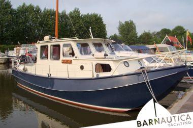 Tukkervlet 920 OK, Motorjacht Tukkervlet 920 OK te koop bij Barnautica Yachting