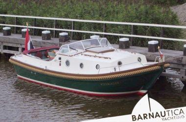 ZZ Teruggetrokken Pieterse 850 Luxe Met Comfort Pakket, Sloep ZZ Teruggetrokken Pieterse 850 Luxe Met Comfort Pakket te koop bij Barnautica Yachting