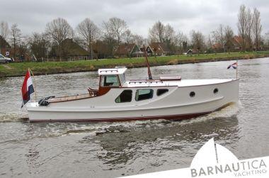 Bakdekker 930 OK, Klassiek/traditioneel motorjacht Bakdekker 930 OK te koop bij Barnautica Yachting