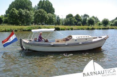 ZZ Verkocht Langweerder Cabin 850, Sloep ZZ Verkocht Langweerder Cabin 850 te koop bij Barnautica Yachting