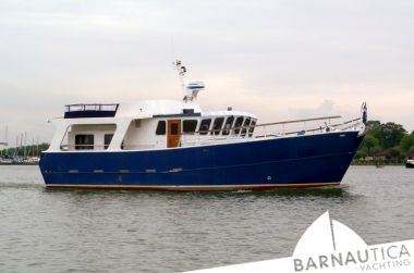 ZZ Verkocht Trawler One Off, Motorjacht ZZ Verkocht Trawler One Off te koop bij Barnautica Yachting