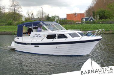 Verkocht Sollux 850, Motorjacht Verkocht Sollux 850 te koop bij Barnautica Yachting