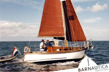 ZZ Teruggetrokken IP 23 Kotter, Zeiljacht ZZ Teruggetrokken IP 23 Kotter te koop bij Barnautica Yachting
